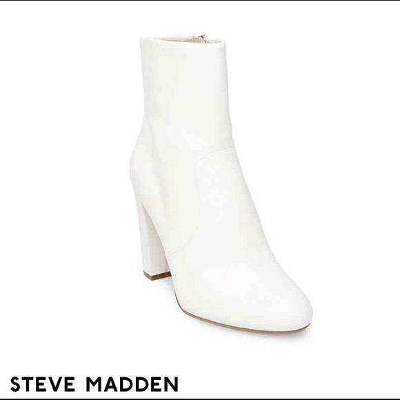 Steve Madden Shoes | Steve Madden White